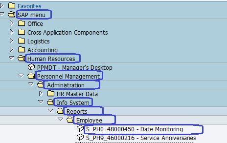 Data Monitoring in SAP