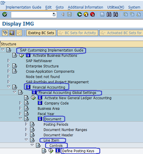 SAP Financial Accounting Configuration Steps - SAP Training