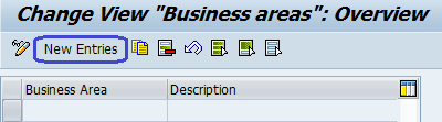 Define Business Area in SAP FICO | How to Create Business Area in SAP