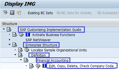 How to Create Company Code in SAP | Define Company Code in