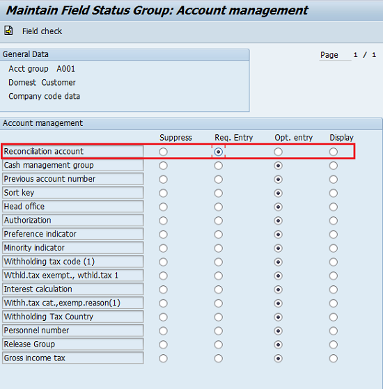 How to Create Customer Account Groups in SAP