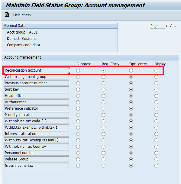 How to Create Vendor Account Groups in SAP