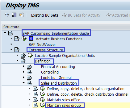 How to Create Sales Group in SAP | Sales Group SAP - SAP Training