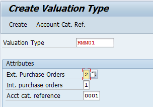 Split Valuation in SAP configuration steps - SAP Training Tutorials
