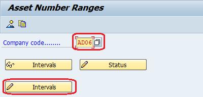 asset number ranges