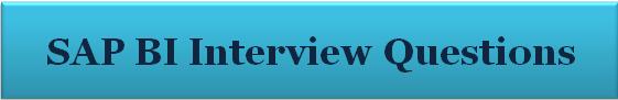 SAP BI Interview Questions - Business Intelligence