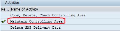 maintain controlling area