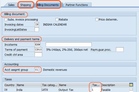 Create Customer Master Data By Xd01 Sap Training Tutorials