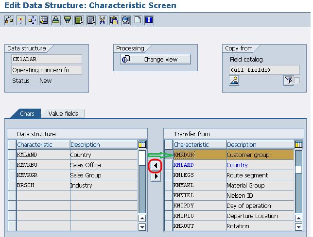 edit data strucuture