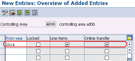 How to Set Control Parameters for Actual Data