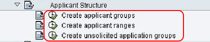 application structure path