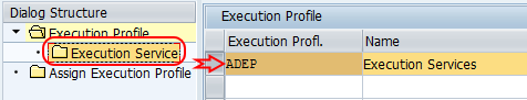 execution services