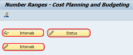 number ranges cost planning and budgeting